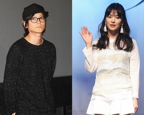 강동원, 송혜교가 부부로 나오는 영화 '두근두근 내 인생'